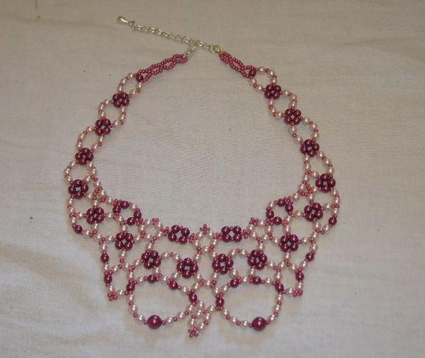 Modèles Colliers Perles Maternelle : Miami